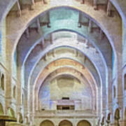 Coptic Church Art Print
