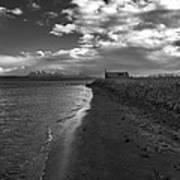 Osar Beach Iceland Art Print