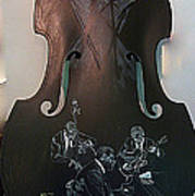 Oscar Peterson Trio Art Print