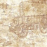 Ossewa Art Print