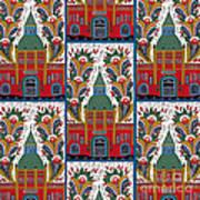 Ostermalm Saluhall  Art Print