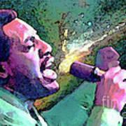 Otis Redding Art Print