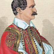 Otto I (1815-1867 Art Print
