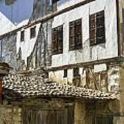 Ottoman Doors And Windows Art Print