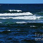 Our Beautiful Ocean 2 Art Print