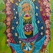 Our Lady Of Rebirth And Renewal Art Print