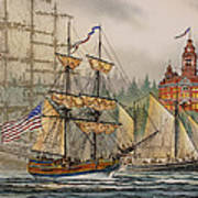 Our Seafaring Heritage Art Print