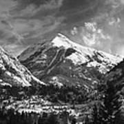 Ouray Colorado Art Print