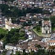 Ouro Preto Brazil 1 Art Print