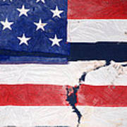 Out Of The Rubble  September 11 2001 Art Print