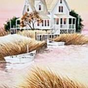 Outer Banks Summer Morning Art Print