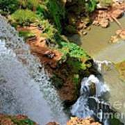 Ouzoud Falls Morocco Art Print