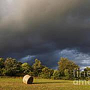Overcast - Before Rain Art Print by Michal Boubin
