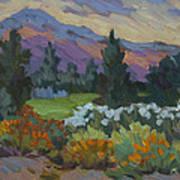 Overcast Light In Santa Barbara Art Print