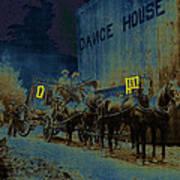 Overland Stage Raiders Homage 1938 Stagecoach 1894 Photo Art Print