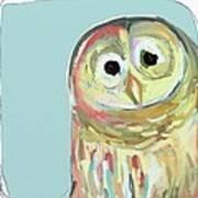 Owl #5 Art Print