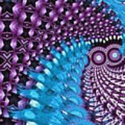 Owl Of The Night Art Print