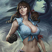Oz 01b Print by Zenescope Entertainment