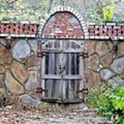 Ozark Gate Art Print by Jan Amiss Photography