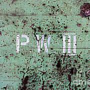 P W Art Print