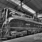 Pa Diesel Electric 4935 Art Print