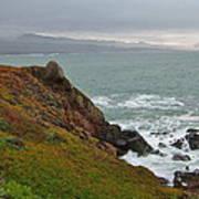 Pacific Coast Colors Art Print
