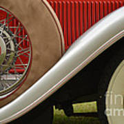 Pack Up Your Worries In A Packard Art Print