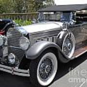 Packard Dietrich Side View Art Print