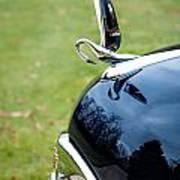 Packard Hood Ornament 1 Art Print