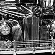 Packard Motor Car Art Print