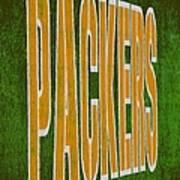 Packers Art Print