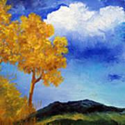 Paesaggio Art Print