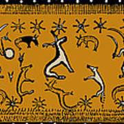 Pagan Rituals Art Print