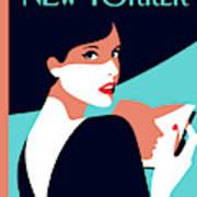 Page Turner Art Print
