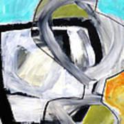 Paint Improv 12 Art Print