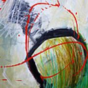 Paint Solo 8 Art Print