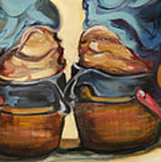 Pair Of Boots Art Print