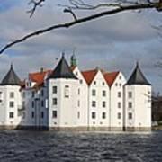 Palace Gluecksburg - Germany Art Print