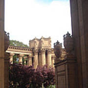 Palace Of Fine Arts 8 Art Print