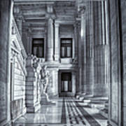 Palais De Justice Art Print
