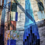 Palau Guell Art Print