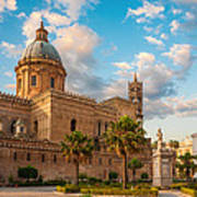 Palermo Cathedral Art Print