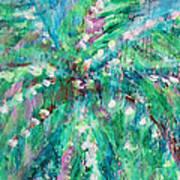 Palm Tree By Jan Marvin Art Print