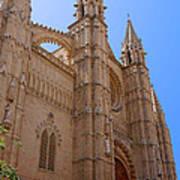 Palma Cathedral 5 Art Print