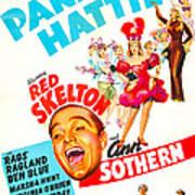Panama Hattie, Us Poster, Center Art Print