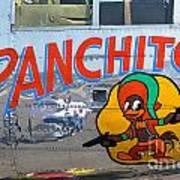 Panchito Art Print