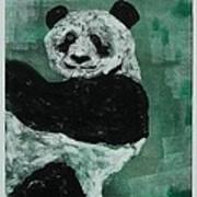 Panda - Monium Art Print