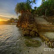 Panglao Island Nature Resort 2.0 Art Print