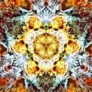 Panorama Carina Nebula Vi Art Print