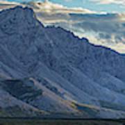 Panoramic Image Of Royal Mountain Art Print
